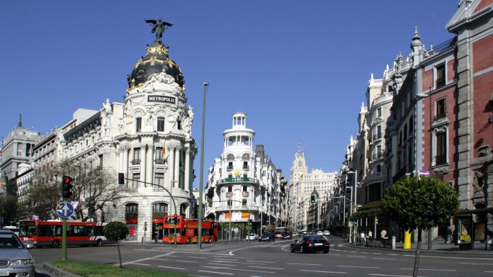 Madrid, entre las 50 mejores ciudades
