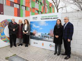 nueva instalación deportiva en Getafe